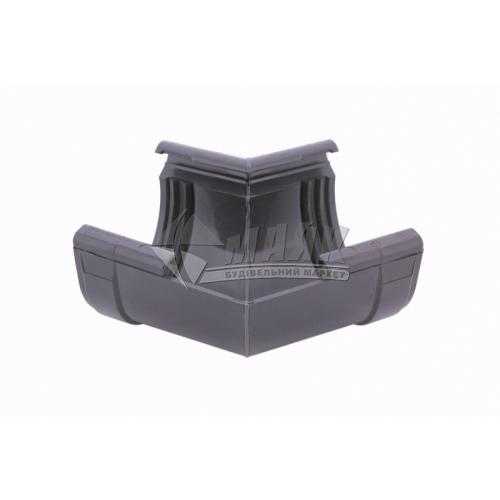 Кут внутрішній пластиковий W Profil 135° 130/100 графіт