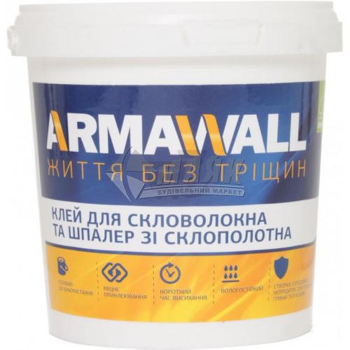 Клей для скловолокна та склошпалер ARMAWALL 1 кг