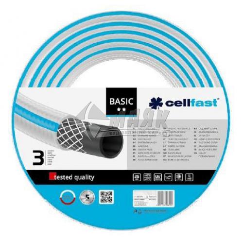 "Шланг для поливу Cellfast BASIC 1/2"" 20 м"
