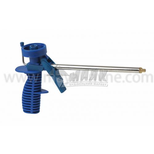Пістолет для монтажної піни VOREL пластикова ручка