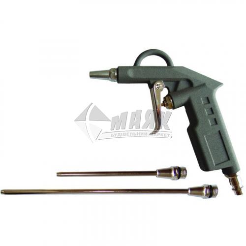 Пневмопістолет продувний SIGMA з набором наконечників