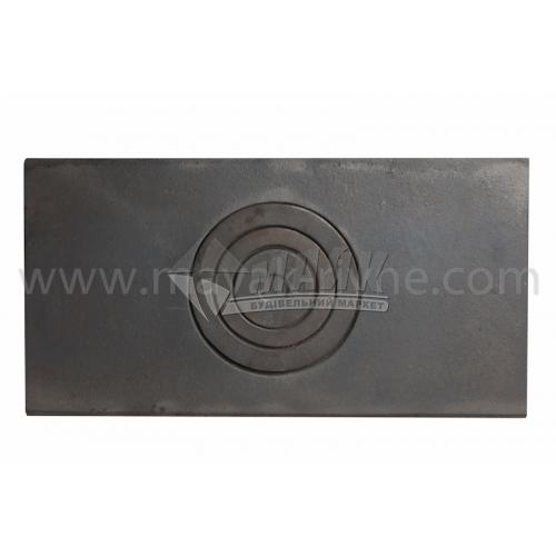 Плита одноконфорна Булат 320×620 мм 14,0 кг