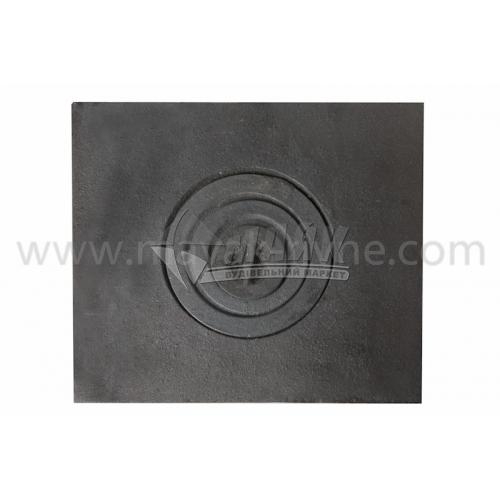 Плита одноконфорна мала 270×370 мм 6,43 кг