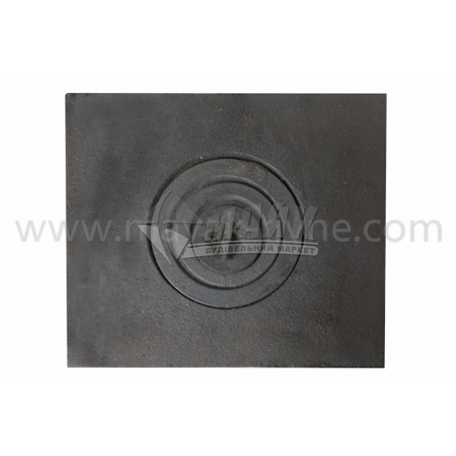 Плита одноконфорна велика 350×380 мм 7,77 кг