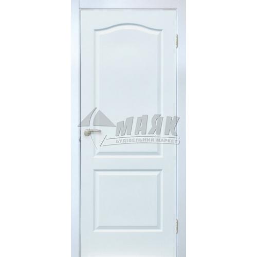 Полотно дверне ОМіС МДФ глухе грунтоване 60 см