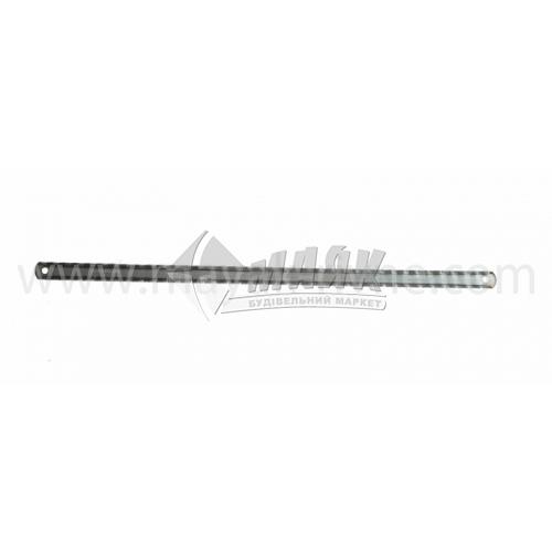 Пиляльне полотно для ножівки по металу 12×300 мм двостороннє