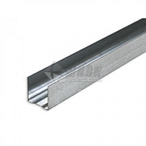 Профіль для гіпсокартонних систем UD-27 0,36 мм 3 м
