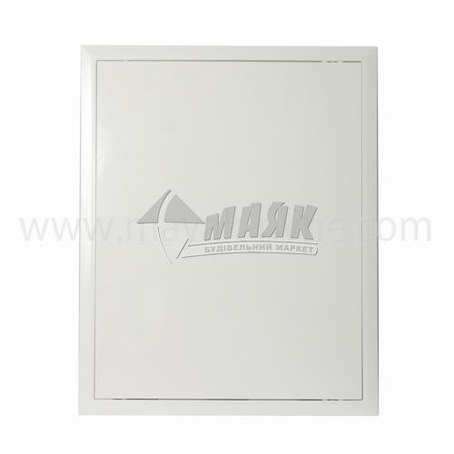 Дверцята ревізійні прямокутні ДОМОВЕНТ Л 400×500 мм