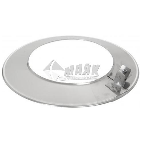 Окапник димоходу ВЕНТ УСТРІЙ 0,5×120 мм нержавіюча сталь 201