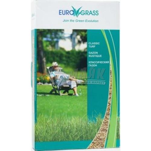 Насіння Садиба Центр Euro Grass Газонна трава Класична 100 г