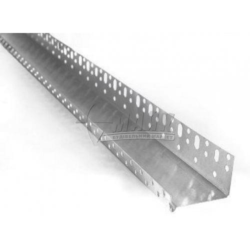 Профіль цокольний 50 мм 2,5 м