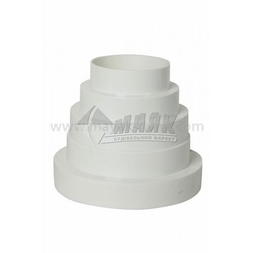 Редуктор вентиляційний універсальний VENTS 310 80/100/120/125/150 мм