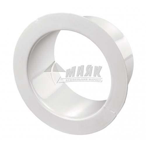 Фланець вентиляційний металевий VENTS ФМ 130 130×62 мм