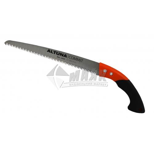Ножівка садова Altuna 300 мм японська заточка пряме лезо