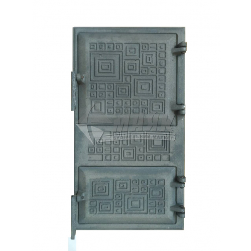 Дверцята спарені Булат ДС Модерн 480×265 мм 9,6 кг