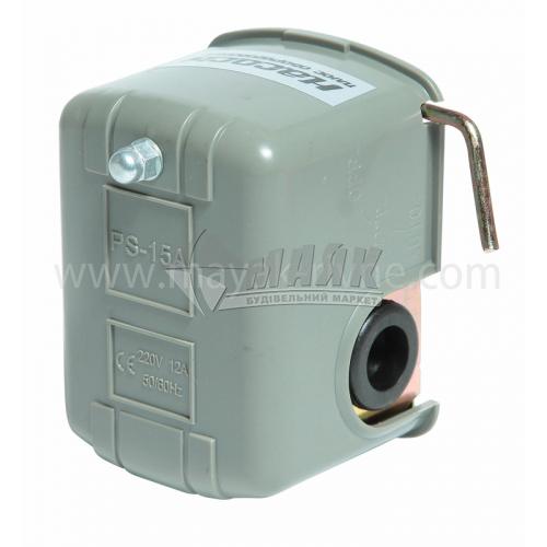 Реле тиску РС-2А із захистом від сухого ходу