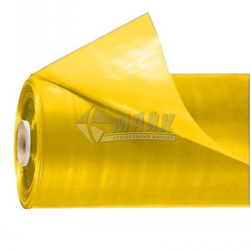 Плівка поліетиленова 100 мкм 3×100 м жовта