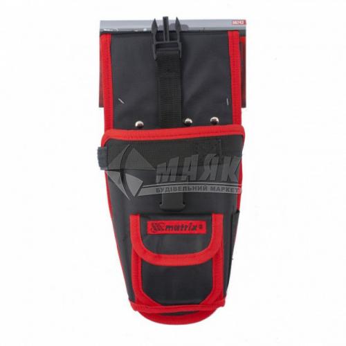 Кобура для дриля та шуруповерта MTX з кишенею для біт