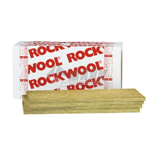 Вата мінеральна Rockwool STEPROCK ND 30 мм 120 кг/куб.м 6 кв.м