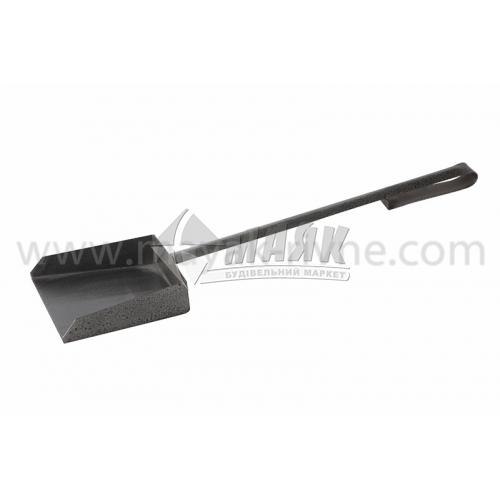 Совок металевий вугільний №2 молоткова фарба 150×140 мм 0,43 кг