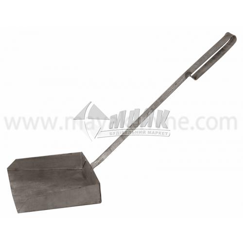 Совок металевий вугільний №3 210×150 мм 0,54 кг