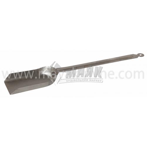 Совок металевий вугільний 190×110 мм 0,26 кг