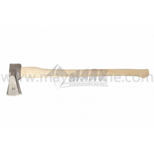 Сокира з клином JUCO Традиція 2000 г дерев'яна ручка