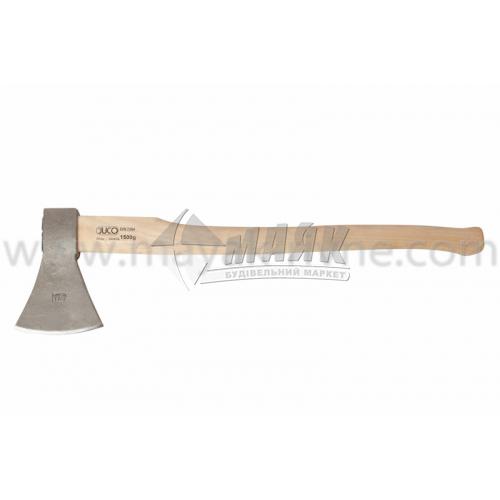 Сокира JUCO Традиція 1500 г дерев'яна ручка