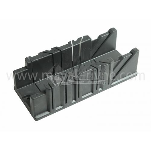 Стусло для ножівки Midi 22,5°-45°-90° 233×53×56 мм пластикове