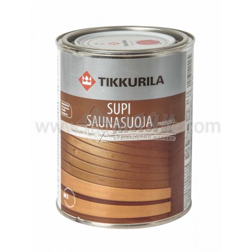 Захисний засіб для саун та лазень Tikkurila Supi Saunasuoja 0,9 л