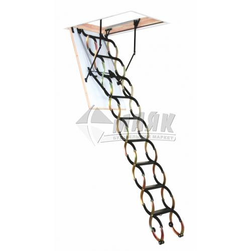 Сходи на горище Oman Flex Termo Ножничні люк 120×70 см