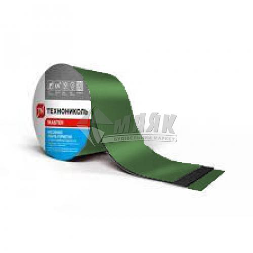 Стрічка бітумна самоклеюча SWEETONDALE 10 м х 100 мм зелена