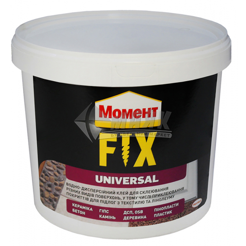 Клей універсальний Момент Fix Universal 1 кг