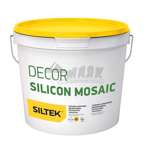 Премікс до мозаїки Siltek Decor Mosaic 8,2 кг
