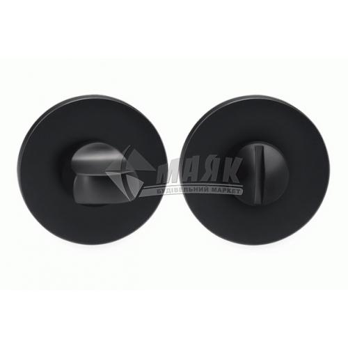 Фіксатор круглий MVM WC T19 Black чорний