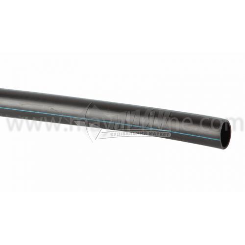 Труба водопровідна поліетиленова 110 мм 6 атмосфер