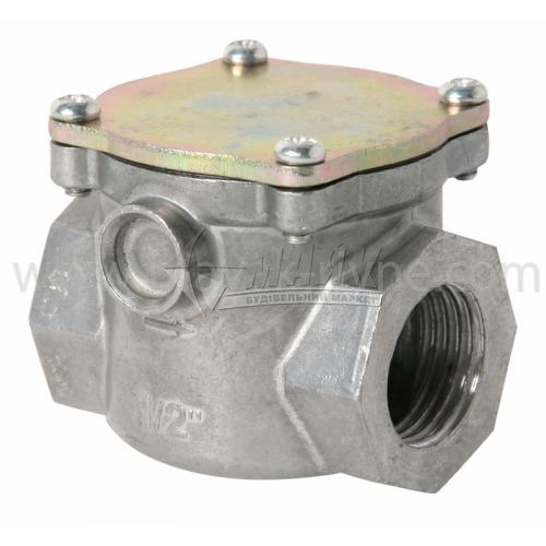 """Фільтр газовий Santan 1/2"""" алюмінієвий"""