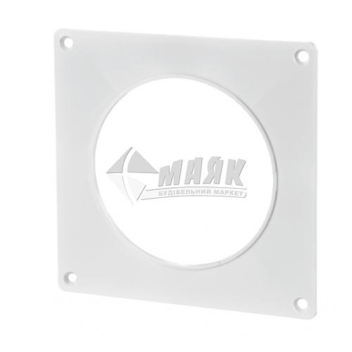 Фланець вентиляційний VENTS ДФК 125 185×185 мм