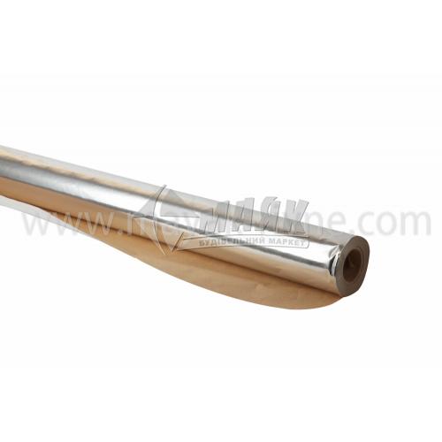 Фольга алюмінієва 1,25 м 25 пог.м (31,25 кв.м)