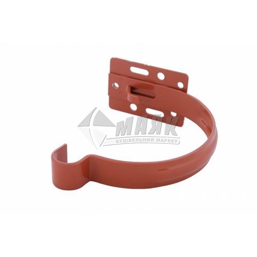 Кронштейн ринви металевий малий Profil 90/75 цегляний
