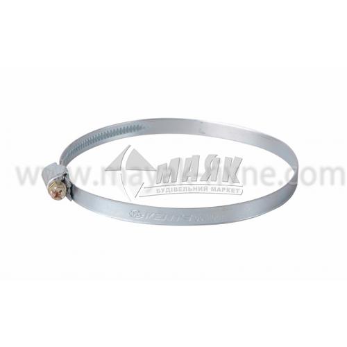 Хомут затяжний VENTS сталевий оцинкований 70-90 мм