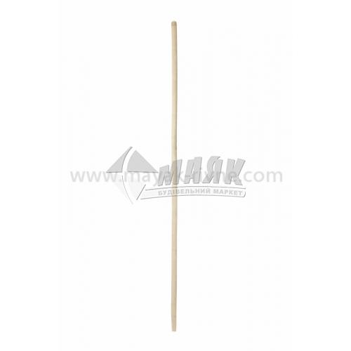Держак для грабель дерев'яний 1,5 м