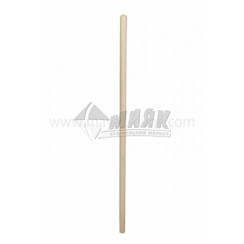 Держак для лопати дерев'яна 1,2 м граб