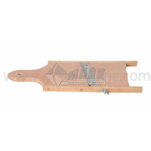 Шатківниця дерев'яна для капусти 1 ніж