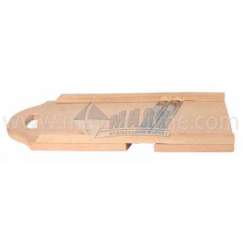 Шатківниця дерев'яна для капусти 2 ножа