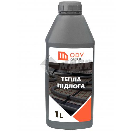 Добавка до бетону (пластифікатор) ODV Group Тепла Підлога 1 л