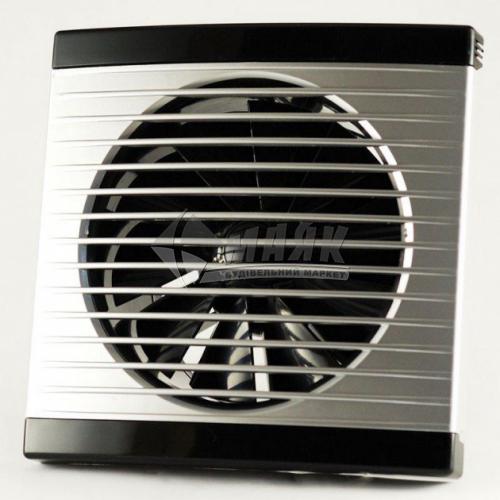 Вентилятор витяжний DOSPEL PLAY Satin 125 S 171×171 мм