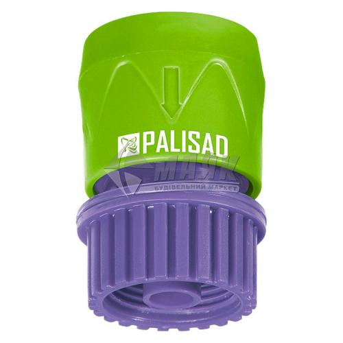 """З'єднувач для шланга пластиковий Palisad внутрішня різьба 3/4"""""""