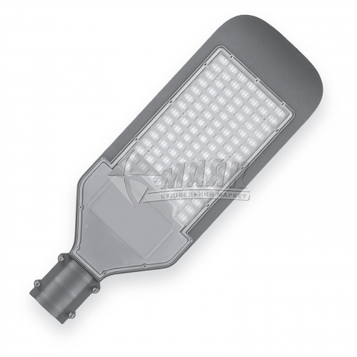Прожектор світлодіодний вуличний Feron SP2924 100Вт 6400°К сірий