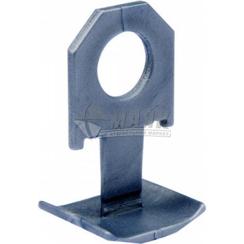 Кліпса для системи вирівнювання плитки VOREL 1 мм 100 шт